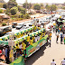 PHOTOS: NPFL 2017 Champions, Plateau United Victory Parade in Jos