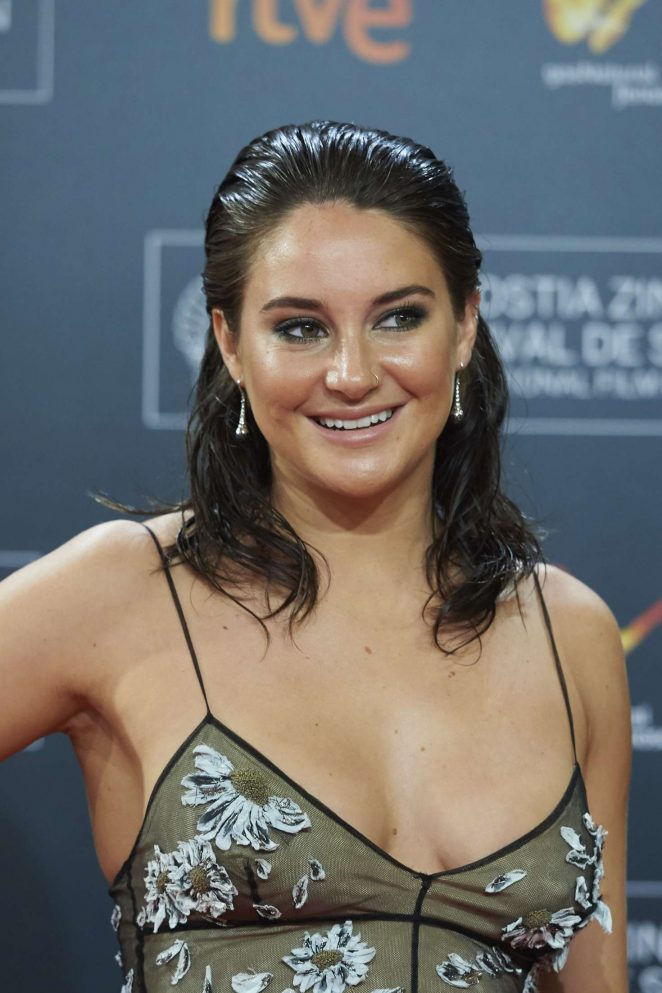 Shailene Woodley – 'Snowden' Premiere at 64th SSIFF in San Sebastian