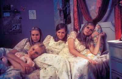 The Virgin Suicides Sofia Coppola Lisbon sisters