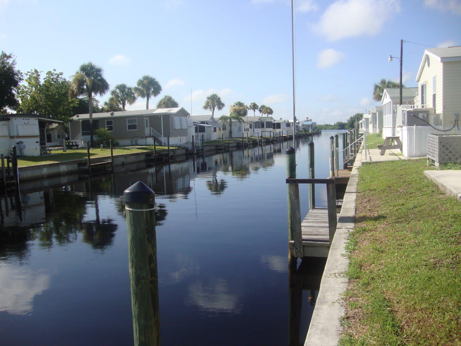 Sweet Meanderings Fleeing Hurricane Irene Across Florida
