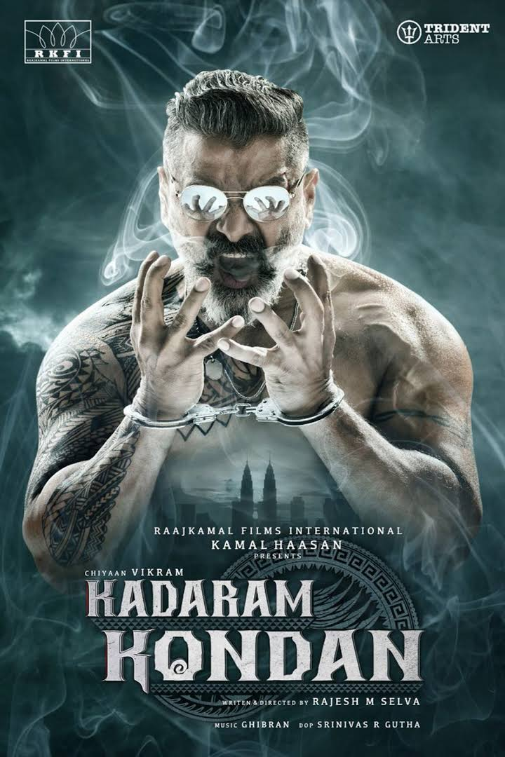 Kadaram Kondan 2019 (Hindi Subbed) 720p Proper HDRip 1.4GB HSubs