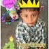 Abang Ammar turns 4! Happy birthday!