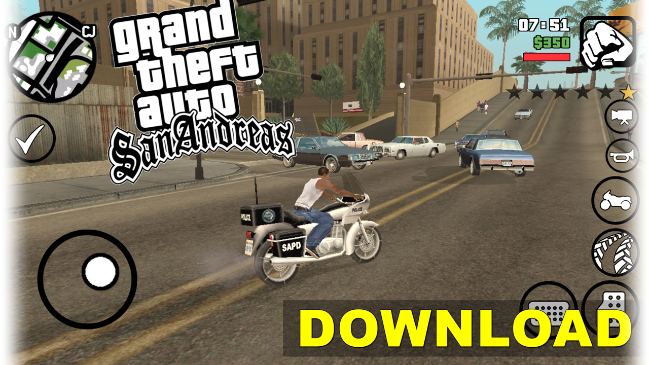 Download apk gta sa lite v9 mod cleo | GTA: San Andreas (SA