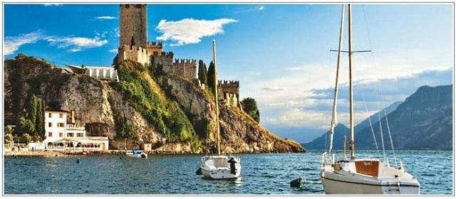 italy lake garda, europe