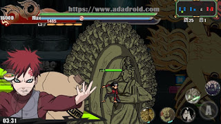Download Naruto Senki Mod Storm 4 v6 by Beep Apk