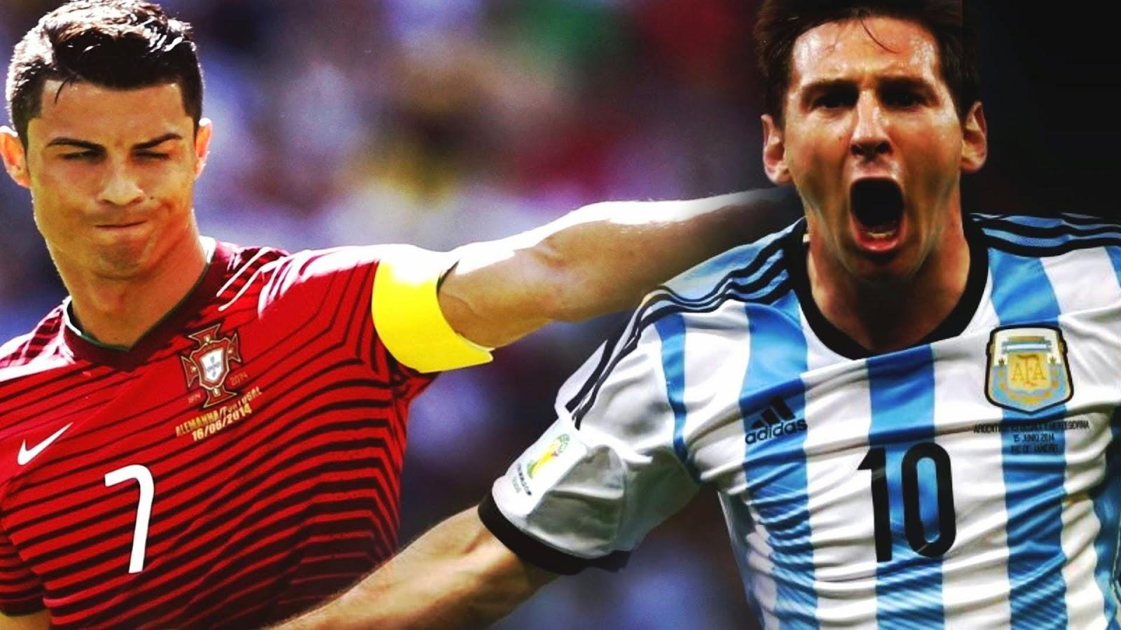 Messi Vs Ronaldo Games
