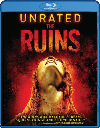 The Ruins 2008 BluRay Hindi Dubbed
