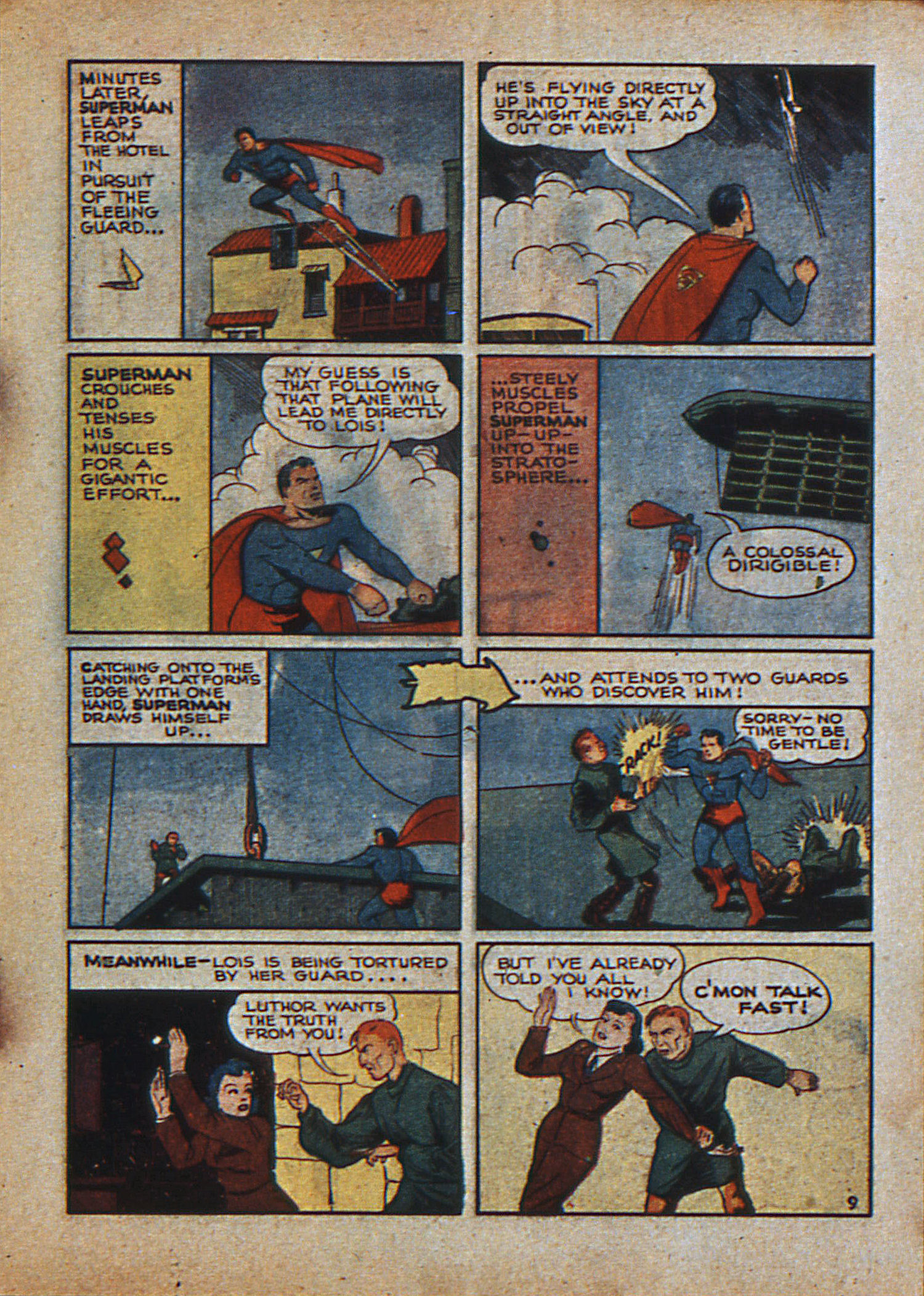 Read online Action Comics (1938) comic -  Issue #23 - 12