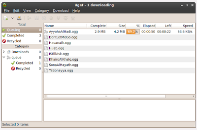 uget download manager