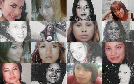 Desaparecieron 50 mujeres en 3 días, víctimas de la guerra del Narco