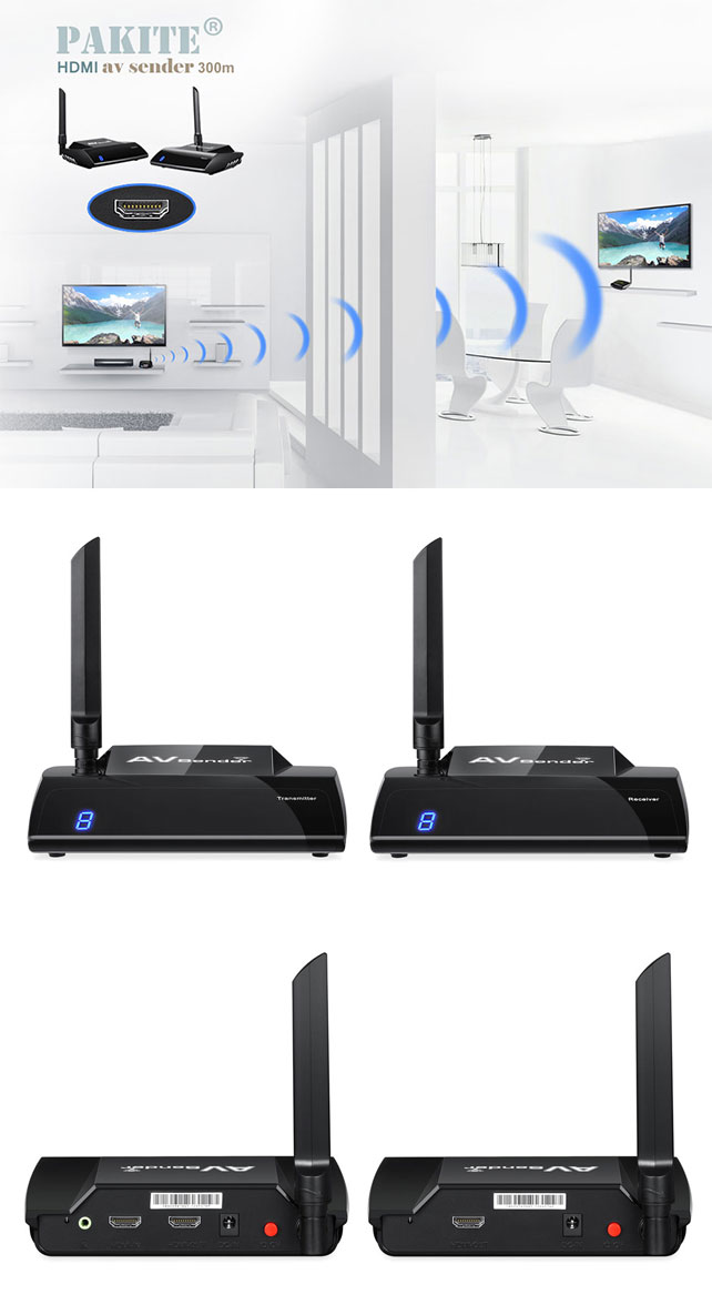 HDMI video sender