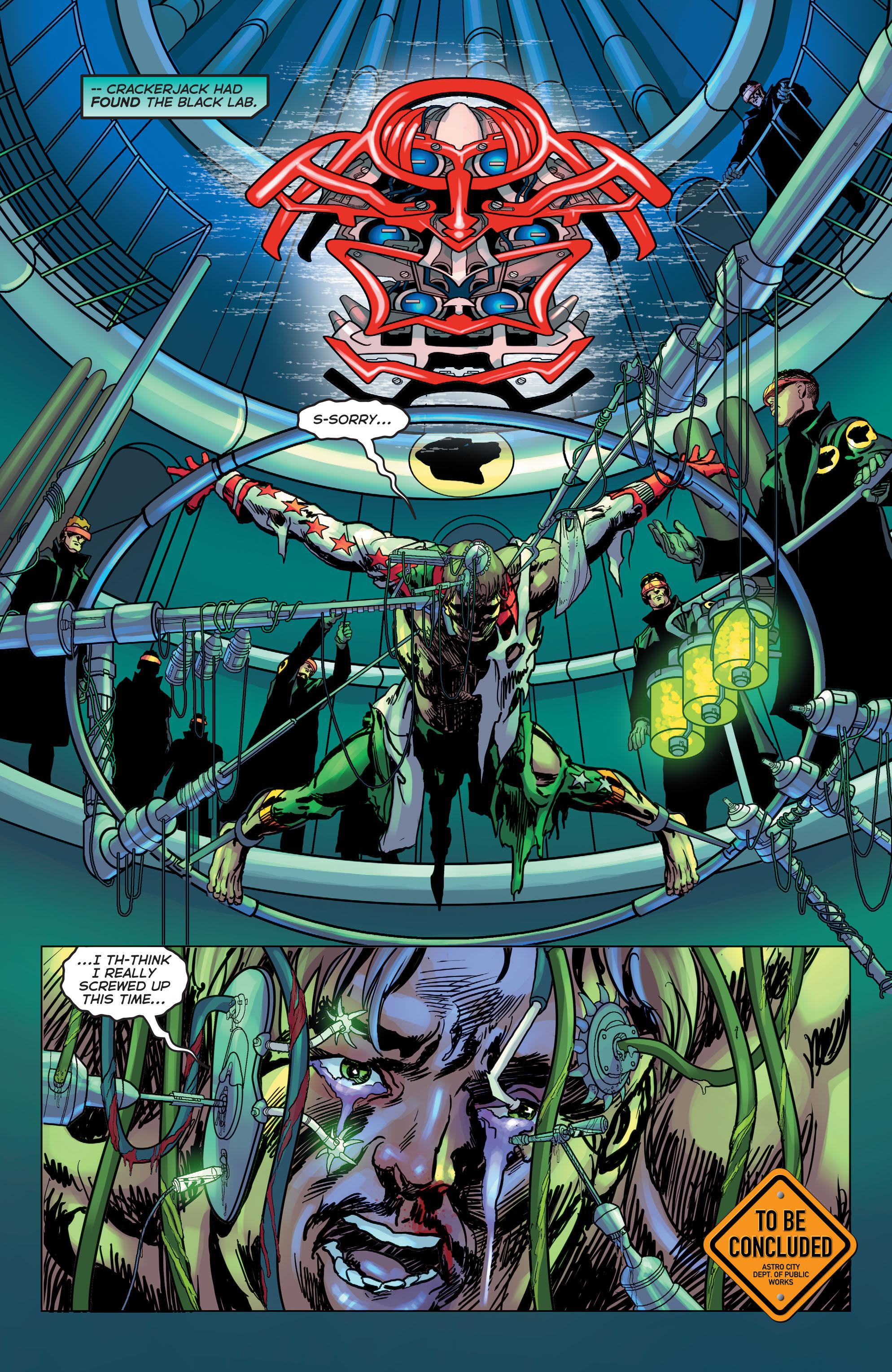 Read online Astro City comic -  Issue #20 - 24