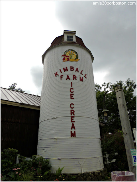 Granjas de Massachusetts: Kimball Farm