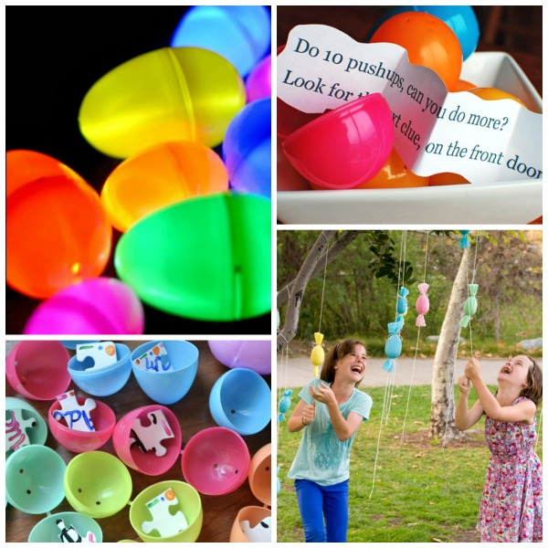 32 FUN & CREATIVE EGG HUNT IDEAS FOR KIDS (these are awesome!)