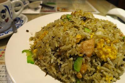 Tsui Wah, fried rice
