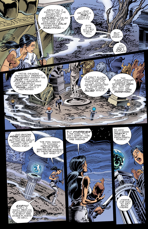 Read online Wonder Woman (1987) comic -  Issue #189 - 22