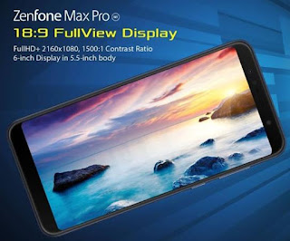 layar full display asus zenfone max pro m1
