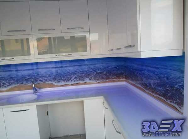 Kitchen Backsplash Panels 3d backsplash panel - the best solution for kitchen