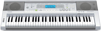 dan Organ Casio CTK-810In