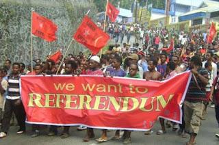 Perjuangan kemerdekaan rakyat Papua