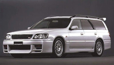Nissan Stagea 260RS Used RB26 Engine