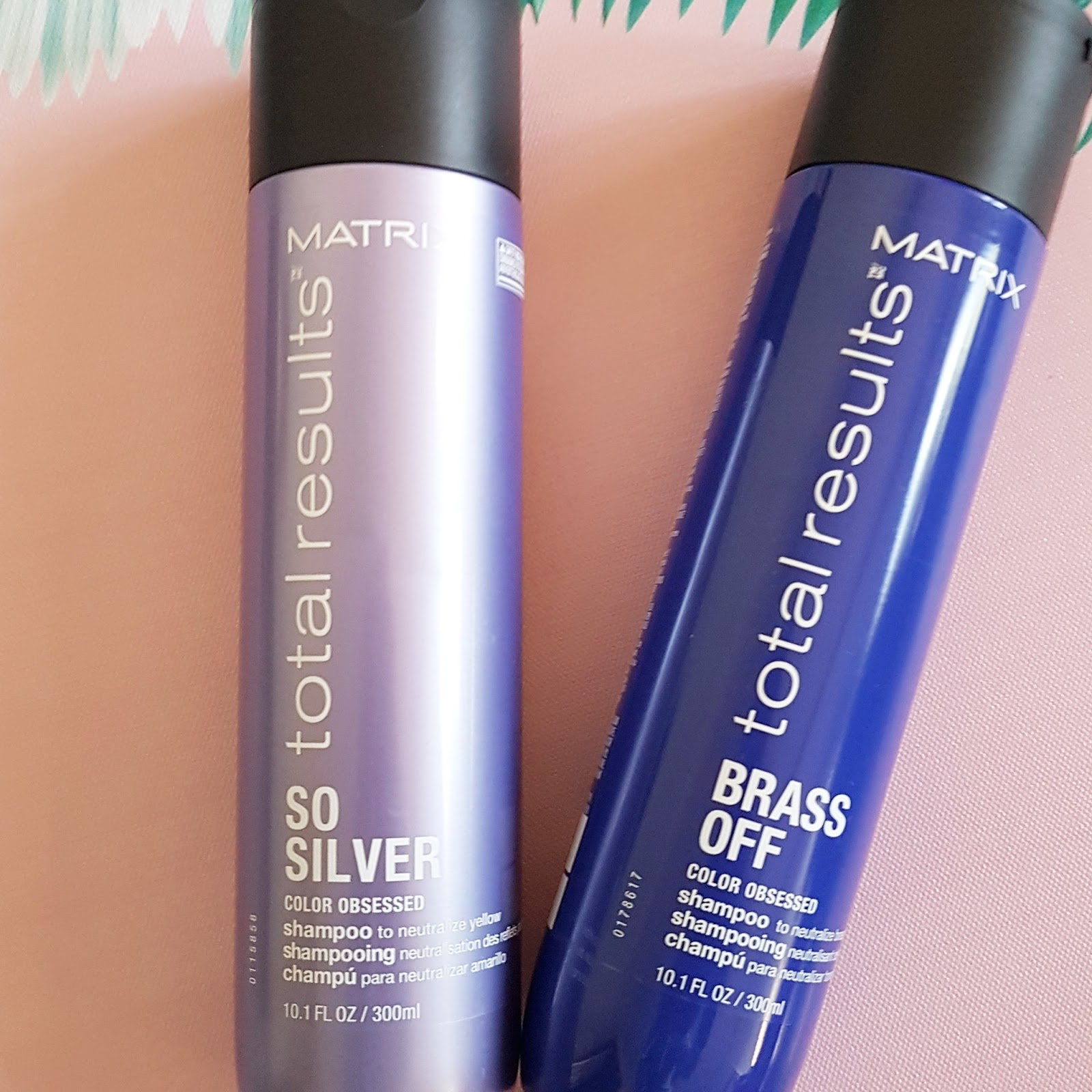 Review Matrix Total Results Brass Off And So Silver Shampoos
