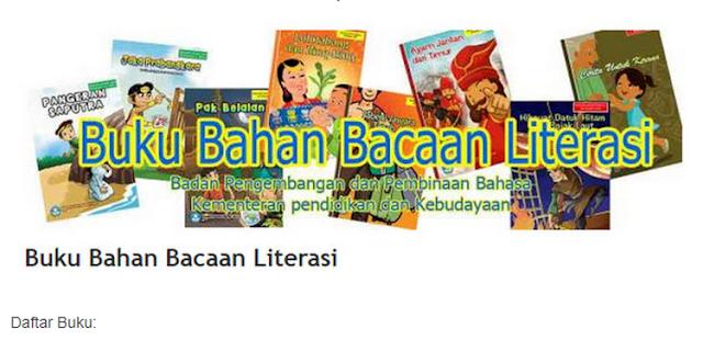 Buku Literasi SD SMP SMA