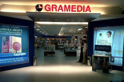 Lowongan Kerja Pekanbaru : Gramedia Mal Pekanbaru April 2017