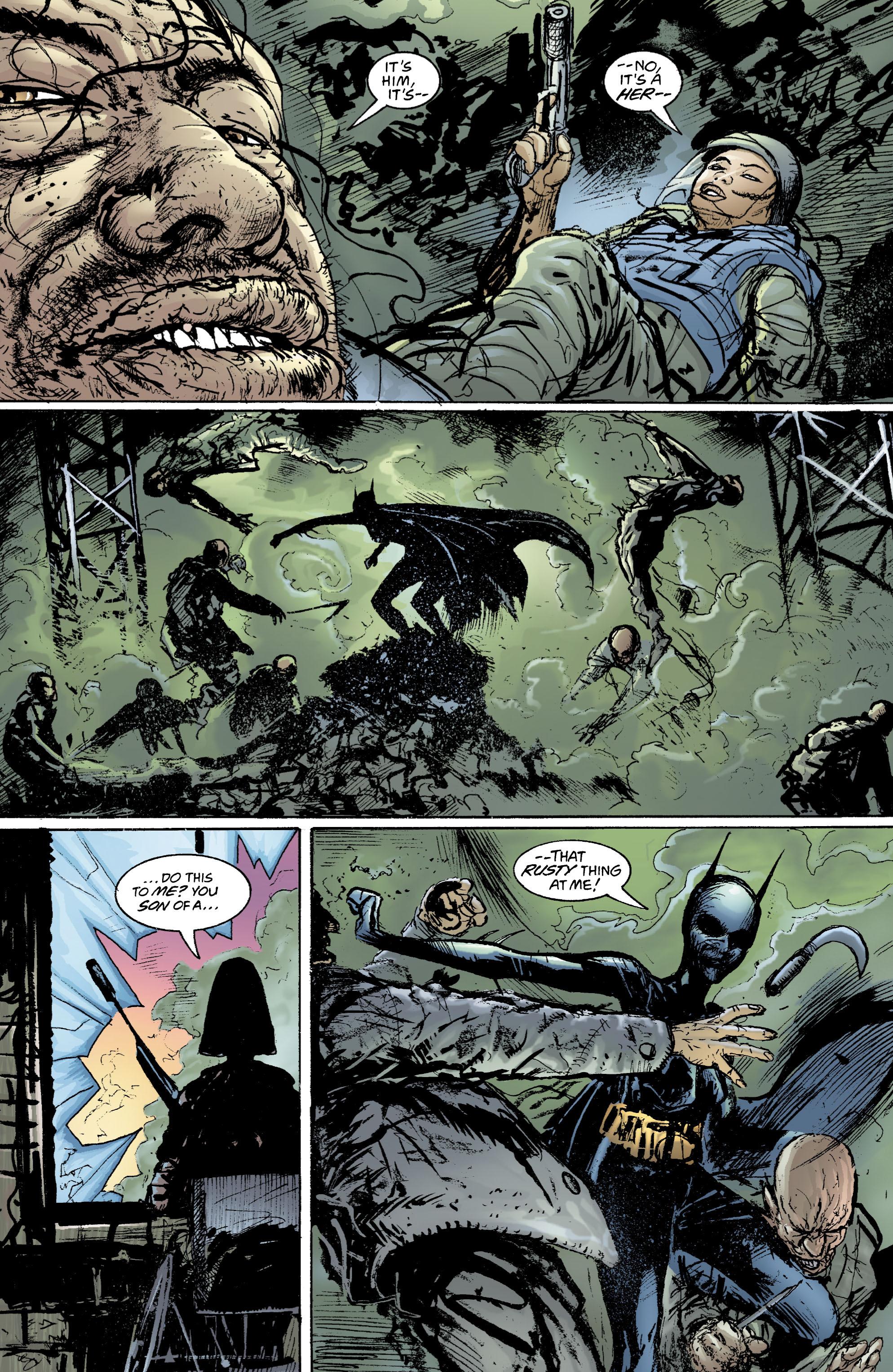 Detective Comics (1937) 732 Page 4