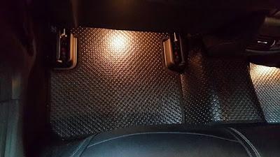 Thảm ô tô Thái Lan Mercedes CLA