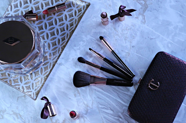 Charlotte Tilbury Magical Mini Makeup Brush Set Review