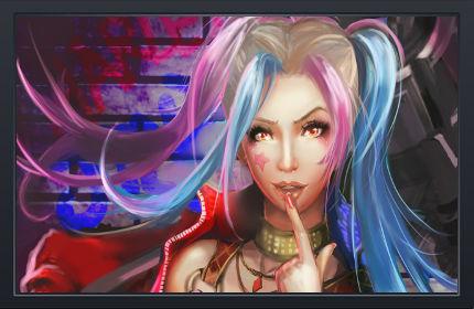 Harley Quinn Fan Art - Fond d'Écran en HD