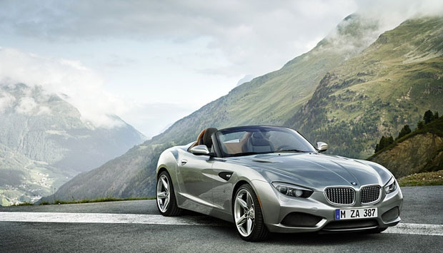 Luxury Sports Car Bmw And Zagato Collaboration Automotive Cars Info