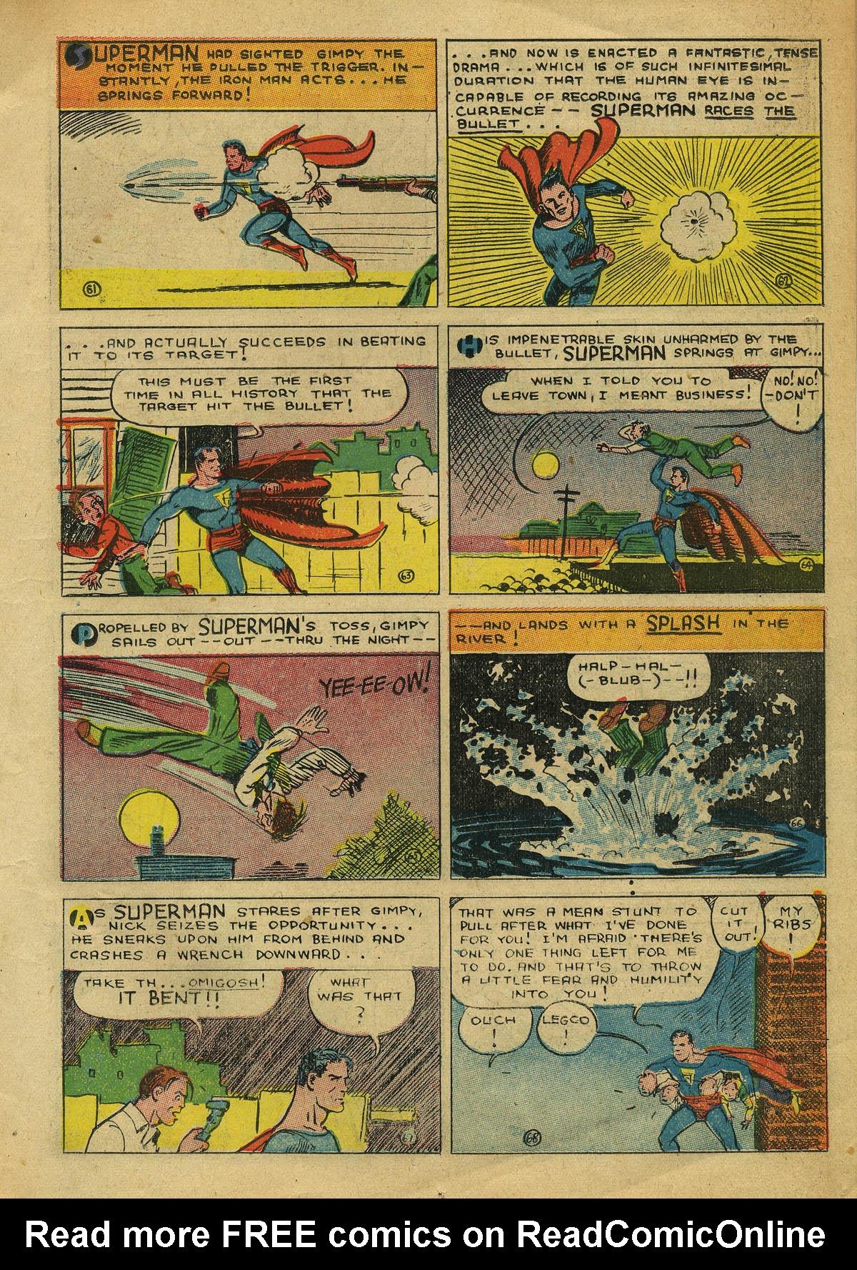 Action Comics (1938) 8 Page 10