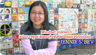 Download Ebook Mindset Sukses Jalur cepat Menuju Kebebasan Finansial - JennieSBev