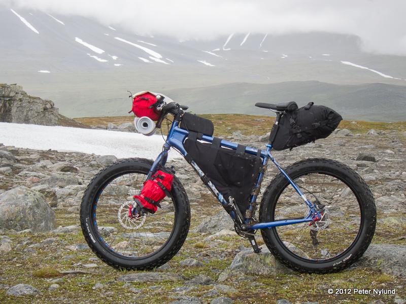 Yeti rides: Bikepacking