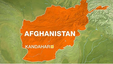 Suicide bombing in Afghanistan's Kandahar leaves 11 children dead