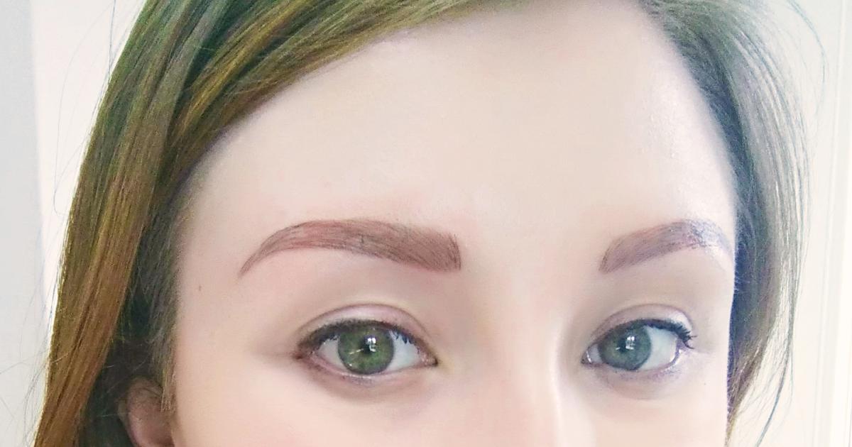 Tattooed Eyebrow - Best Eyebrow For You 2017