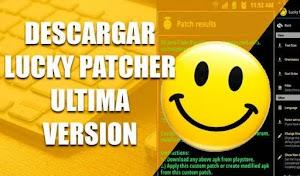 Lucky Patcher para Android - Descargar Última versión (Ago 2019)