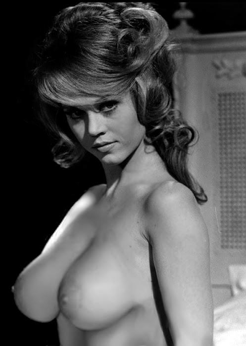 Topless pics fonda jane