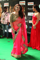 Sridevi Vijaykumar in Sinduri Red Saree at IIFA Utsavam Awards 2017  Day 2  Exclusive 24.JPG