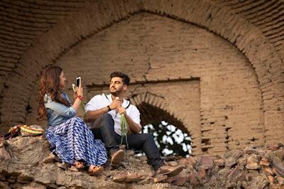 #instamag-arjun-kapoor-unveils-tere-liye-from-namaste-england