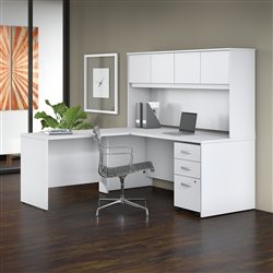 Studio C Corner Desk