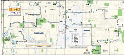 Heather Runs Thirteen Point One Illinois Marathon New