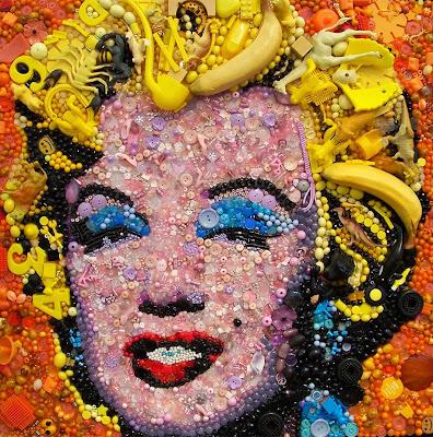 jane perkins e l'arte del riciclare i quadri più celebri