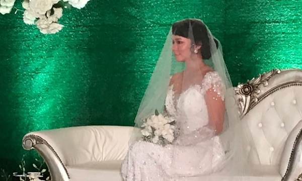 (GAMBAR) Pasangan Nora Danish Dan Nedim Nazri Menunggu Detik Untuk Diijabkabulkan