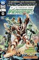 DC Renascimento: Hal Jordan e a Tropa dos Lanternas Verdes #46