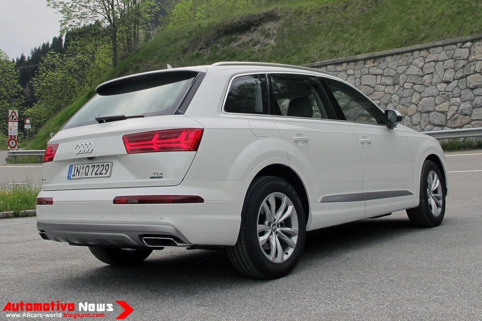 While the 2017 audi q7 appears at first blush to knock all of the basics of a luxury suv out of the park there s a whole other side to this audi it s