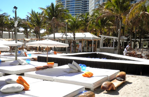 Nikki Beach Club In Miami Is Comprised Of A Large Oceanfront Complex Featuring An Outdoor Award Winning Restaurant And Y South