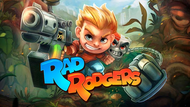 Review: Rad Rodgers - PS4